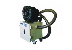 HM立式吸废料机